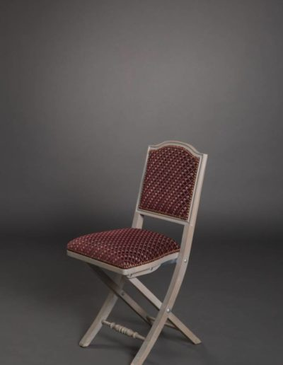 Chaise luxe