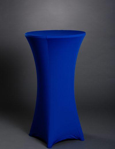 Mange-debout bleu